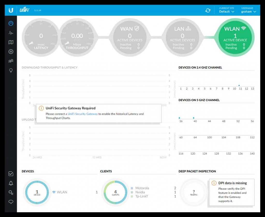 Unifi Controller Software | Ubiquiti WiFi: How I Got Started